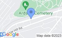 Map of Glenside PA