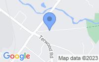 Map of Hatboro PA