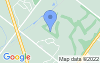 Map of Blue Bell PA