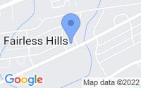 Map of Fairless Hills PA