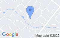Map of Churchville PA