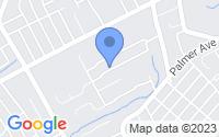 Map of Neptune City NJ