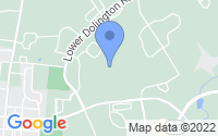 Map of Newtown PA