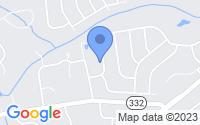 Map of Yardley PA