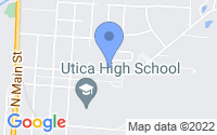 Map of Utica OH