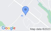 Map of Hightstown NJ