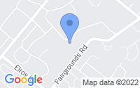 Map of Hatfield PA