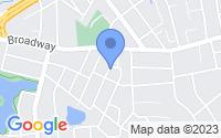 Map of West Long Branch NJ
