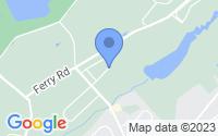 Map of Doylestown PA