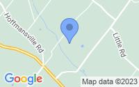 Map of Perkiomenville PA
