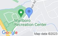Map of Marlboro NJ