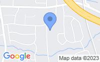 Map of Lincroft NJ