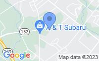 Map of Sellersville PA