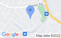 Map of Bethel Park PA
