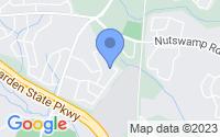 Map of Middletown NJ