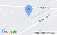Map of Hopewell NJ