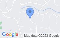 Map of Holmdel NJ