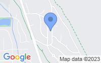 Map of Cedar Hills UT