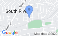 Map of South River NJ