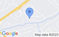 Map of Blandon PA