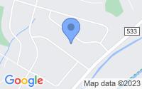 Map of Hillsborough Township NJ