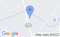 Map of Fleetwood PA
