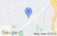 Map of Sayreville NJ