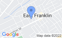 Map of Franklin Township NJ