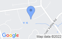 Map of Coopersburg PA