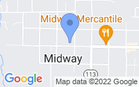 Map of Midway UT