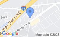 Map of Edison NJ