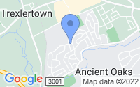 Map of Macungie PA