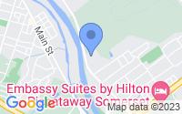 Map of Piscataway NJ
