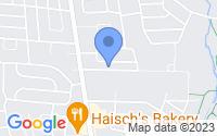 Map of South Plainfield NJ
