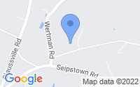 Map of Fogelsville PA