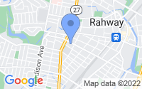 Map of Rahway NJ