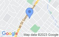 Map of Linden NJ