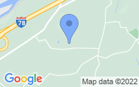 Map of Williams Township PA