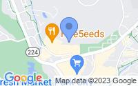 Map of Park City UT