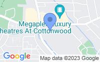Map of Holladay UT