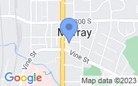 Map of Murray UT