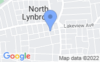 Map of Lynbrook NY