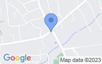 Map of Berkeley Heights NJ