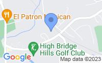 Map of High Bridge NJ