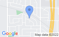 Map of West Valley City UT