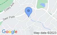 Map of Mountainside NJ