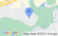 Map of Springfield NJ