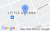 Map of Queens NY