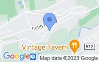 Map of Gillette NJ