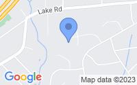 Map of Basking Ridge NJ